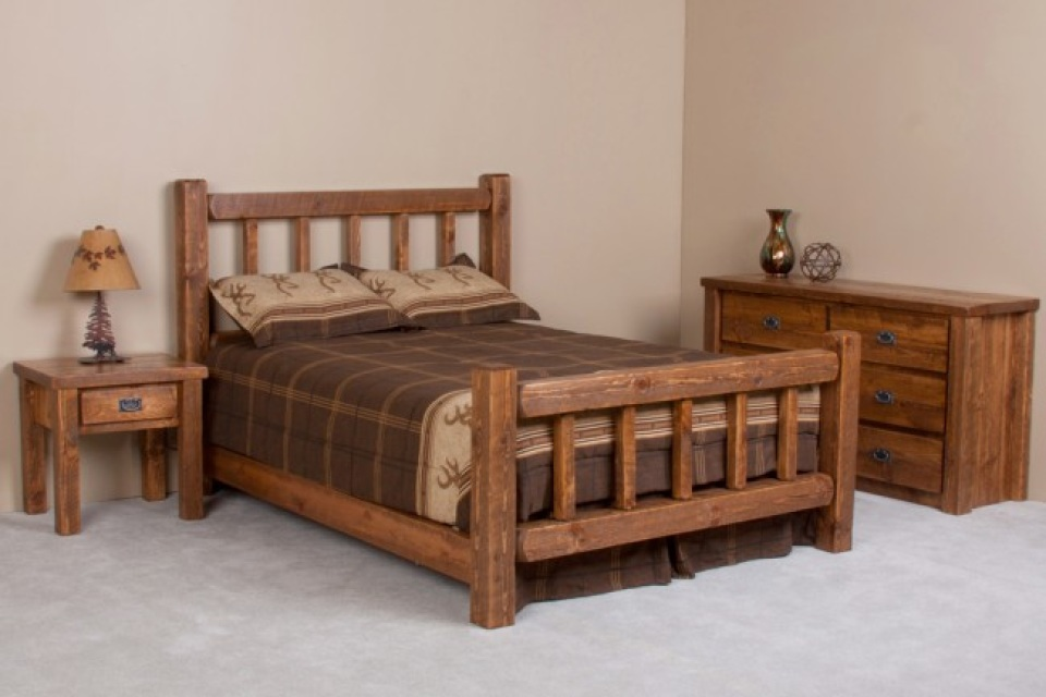 Rustic Beds Bunk Beds And Headboards