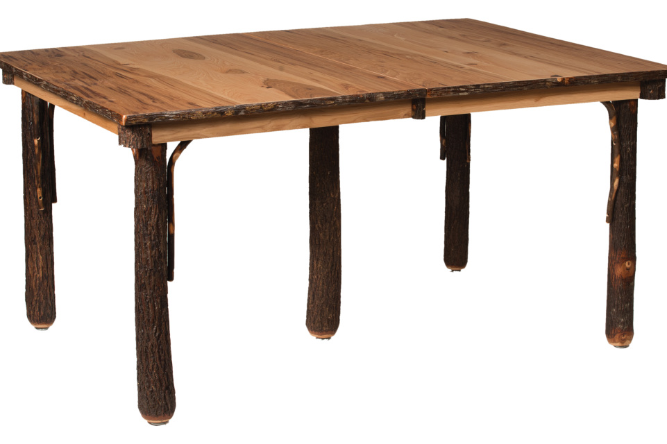 Hickory farmer 39 s dining table available in 4 5 6 or 7 for 5 foot dining room table